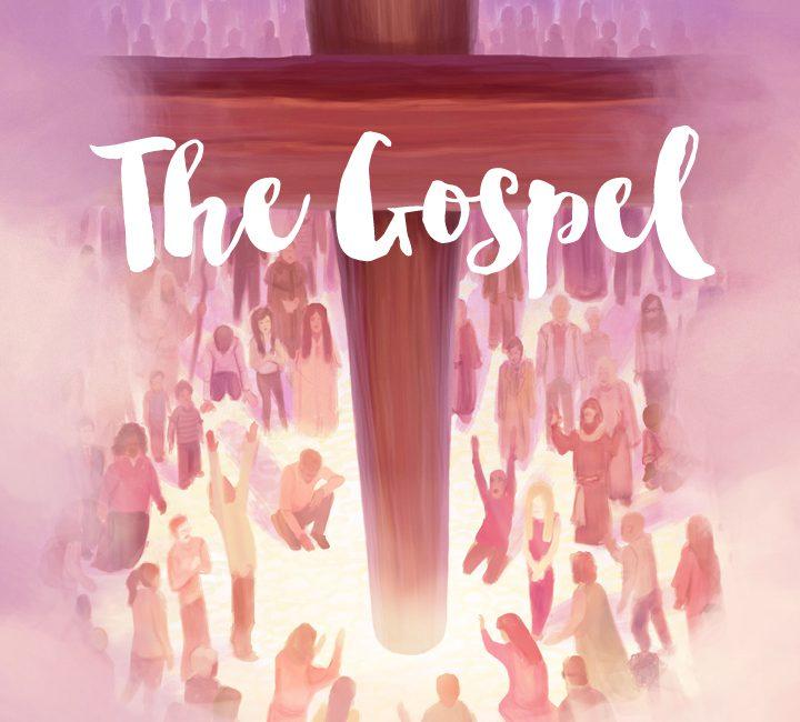 Series artwork - People of God / The Gospel