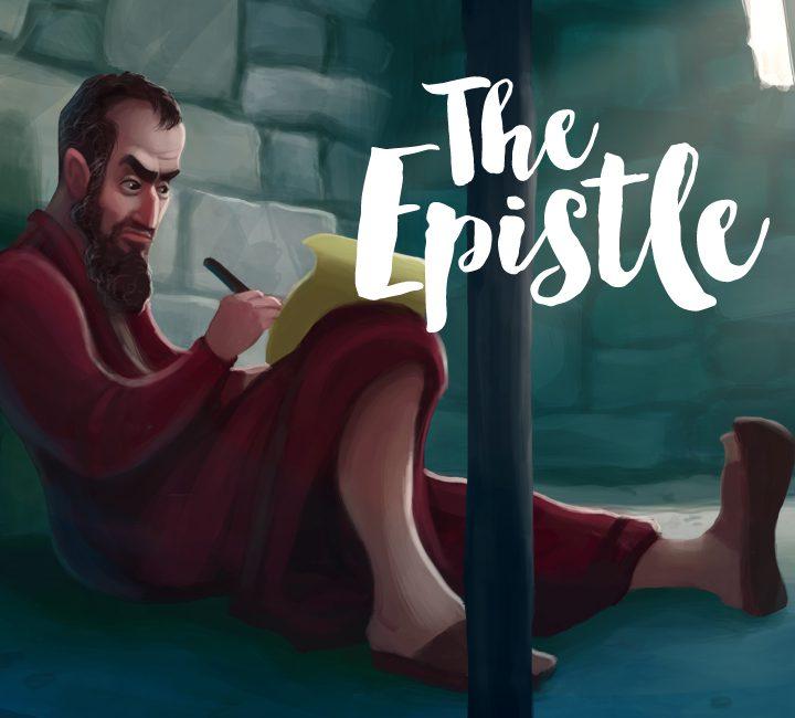 Series artwork - People of God / The Epistle