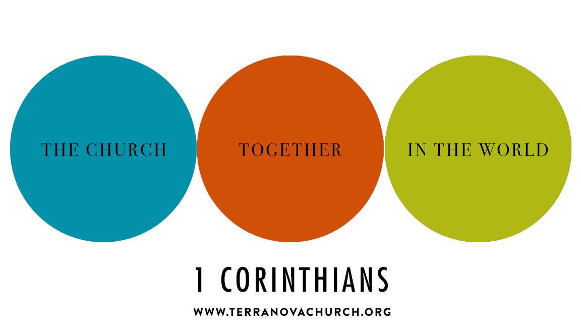 Series artwork - 1 Corinthians